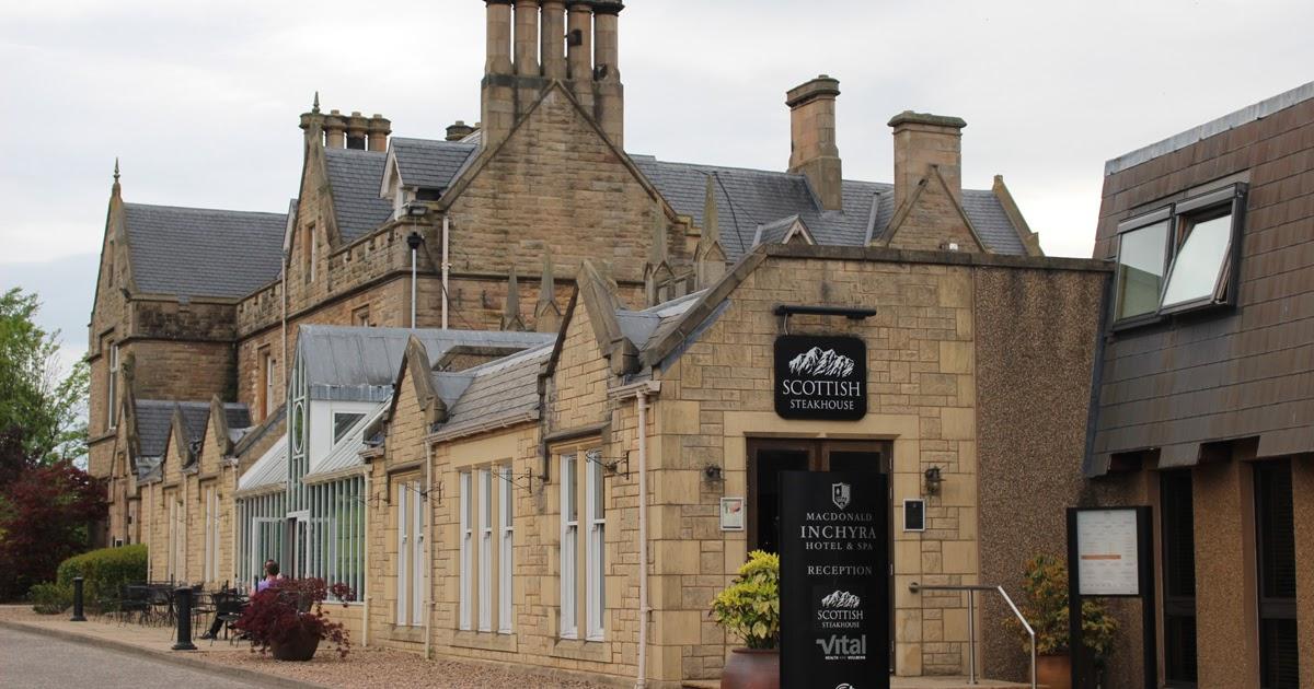 The Macdonald Inchyra Hotel And Spa