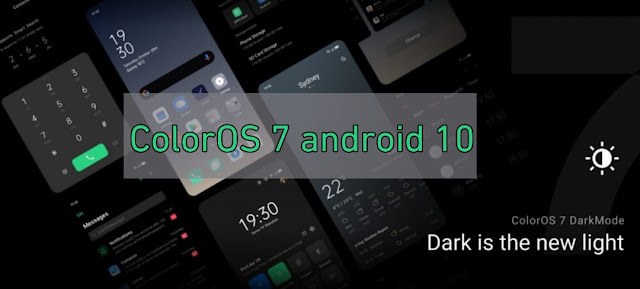 هواتف أوبو التي ستحصل على تحديث ColorOS 7 مع أندرويد 10