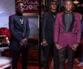 Organisers of Ghana Music Awards ban Shatta Wale and Stonebwoy Indefinitely, strip them off the awards they won