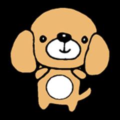 Puppy's Dachshund