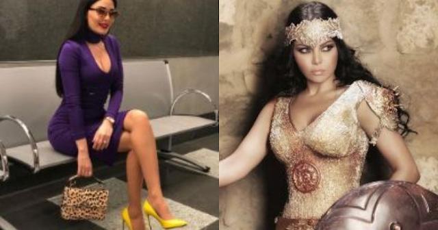Top 10 of Arab women's most beautiful Celebs