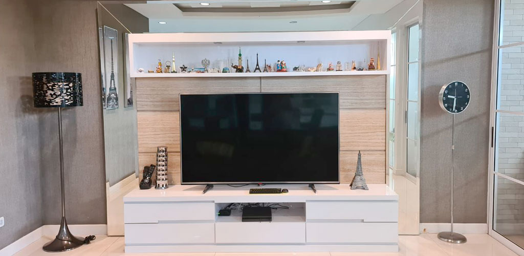 project interior rumah dengan cantara design