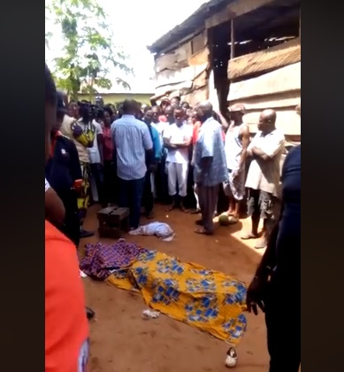 Tragedy In Edo As Generator Fume Kills Family Of 7  (Video)