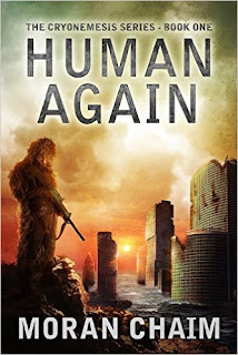 Human Again - A Dystopian Sci-fi Novel by Moran Chaim