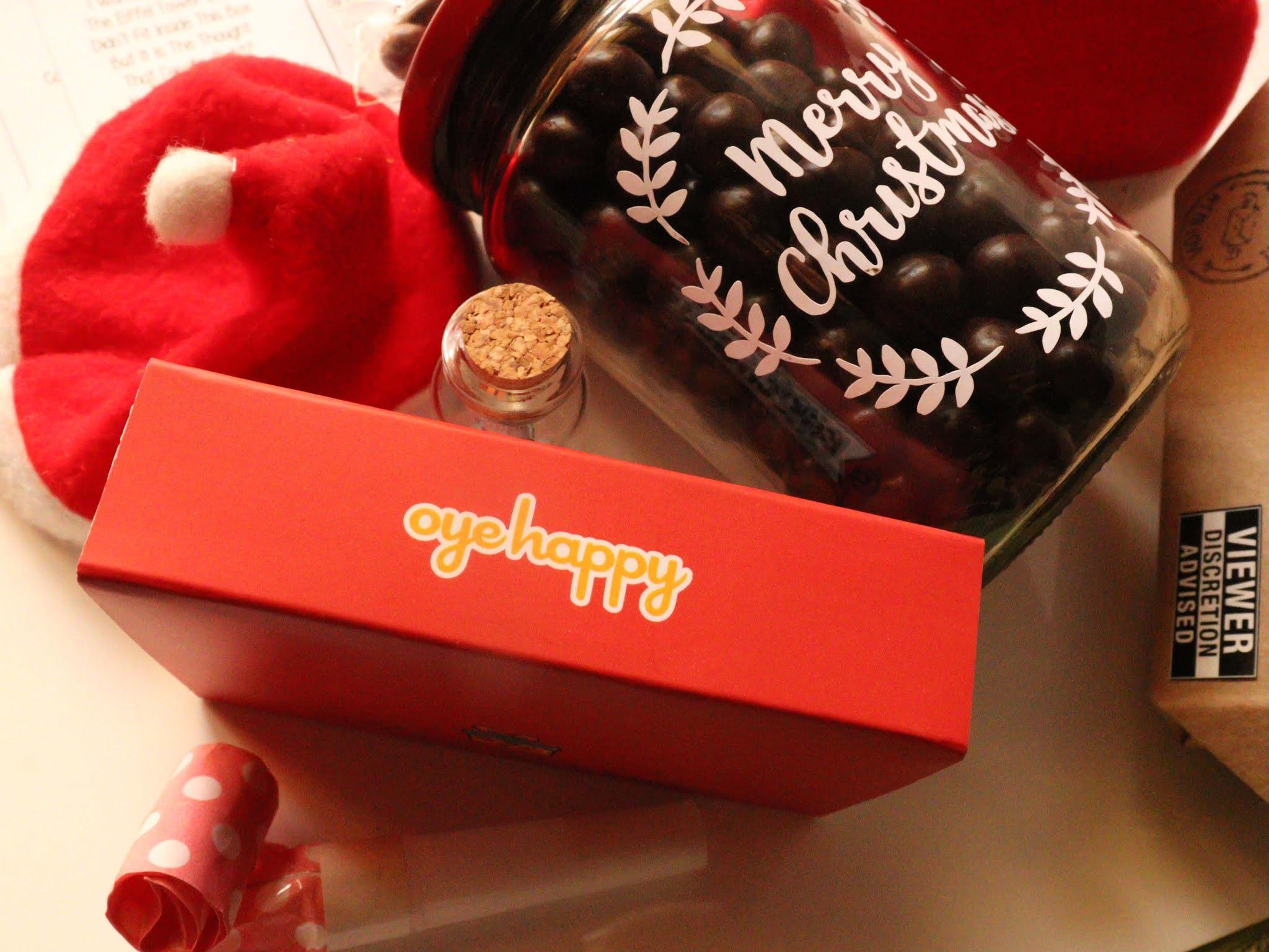 Oye Happy - Unique Gifting Website