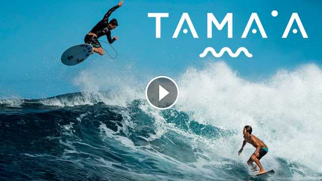 DC SURF IN TAHITI TAMA A