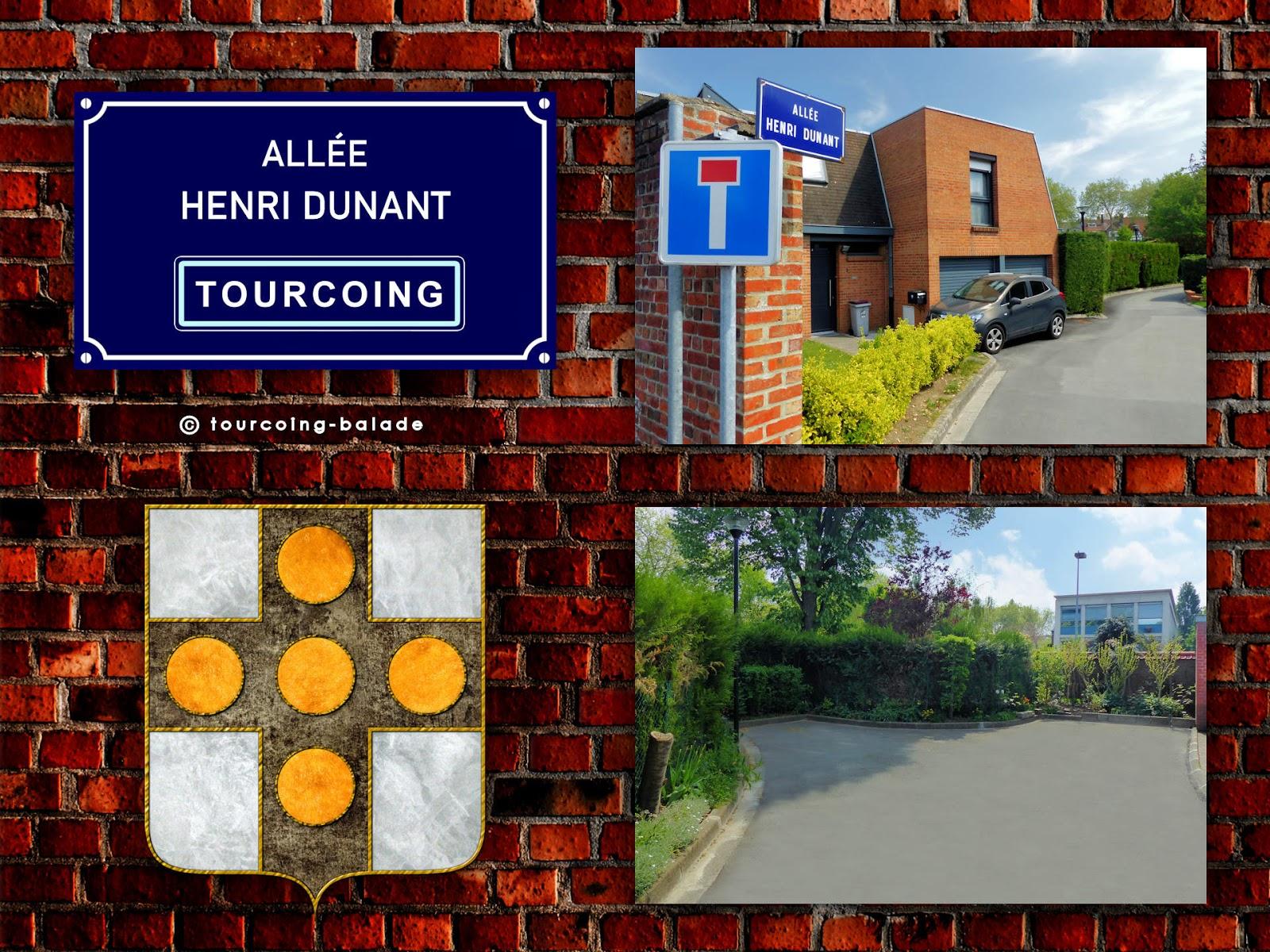 Allée Henri Dunant, Tourcoing 2020