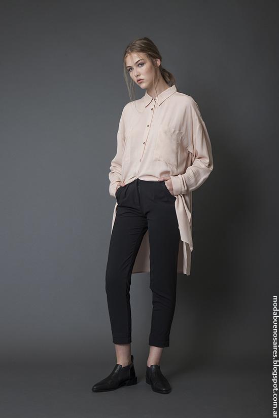 Bled invierno 2016 ropa de mujer. Moda invierno 2016.