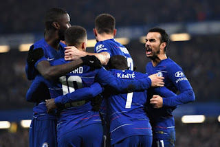 Chelsea Beat Tottenham To Reach Carabao Cup Final