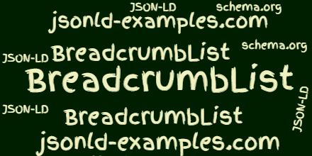 BreadcrumbList