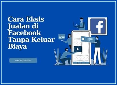 jualan di Facebook tanpa biaya
