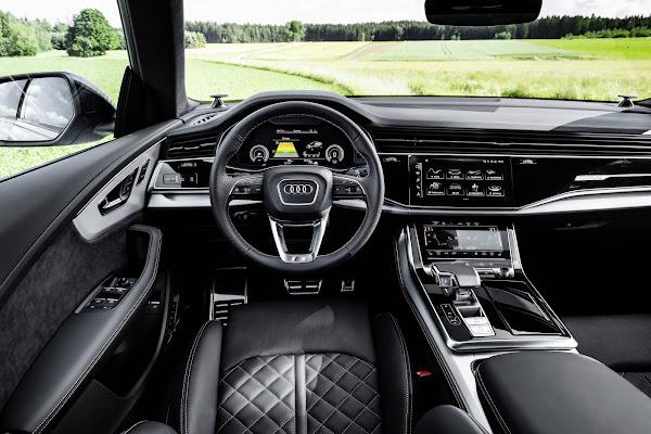 Audi Q8 2021 ganha versão híbrida plug-in TFSIe Quattro