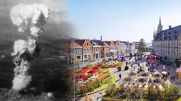 Thăm Nagasaki, thành phố 'chết' trỗi dậy sau khi bị bom nguyên tử san phẳng.