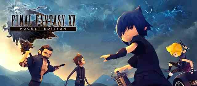 FINAL FANTASY XV POCKET EDITION (Unlocked) v1.0.6.631 APK indir