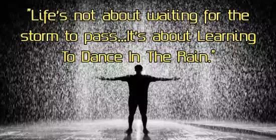 Rain Quotes, Rain Day Quotes