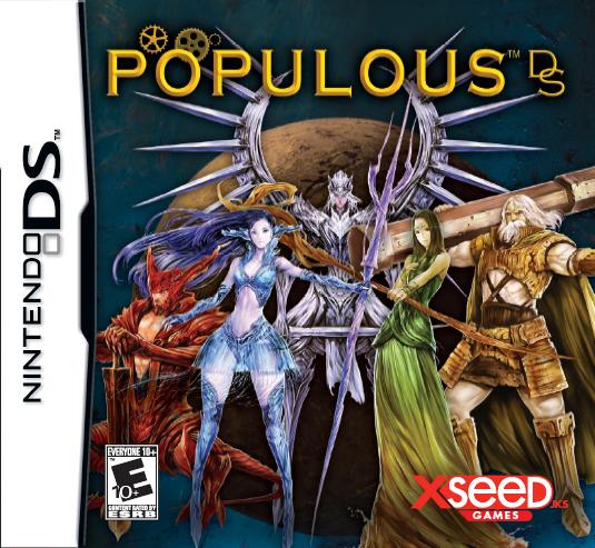 Populous Download NDS Eu (ita esp eng fr de)
