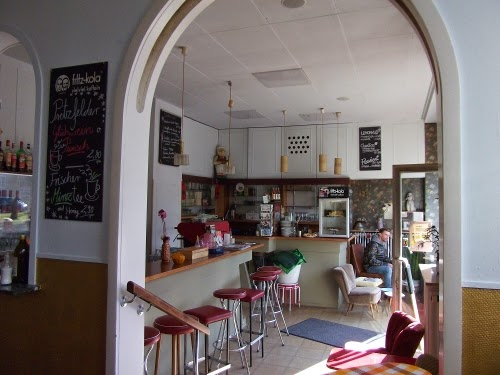 Gratis-WLAN in Cafés: Der Salon Regina in Nürnberg-Gostenhof