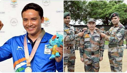 Pistol ace Jitu Rai back to army duties for now