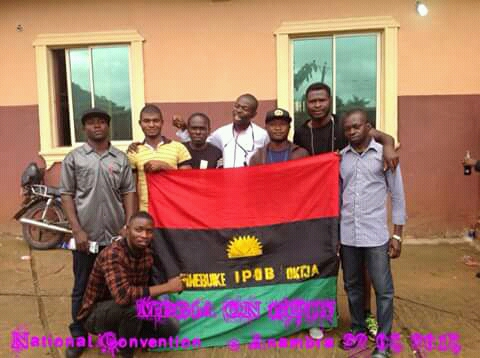 BIAFRA: IPOB ORGANISED A NATIONAL CONVENTION TO EDUCATE