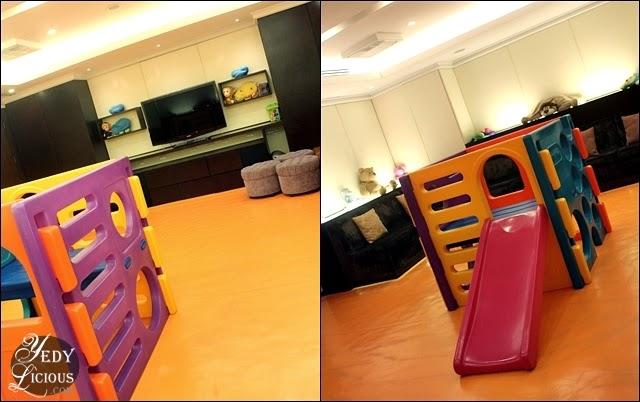 Kids Playroom at Oakwood Manila