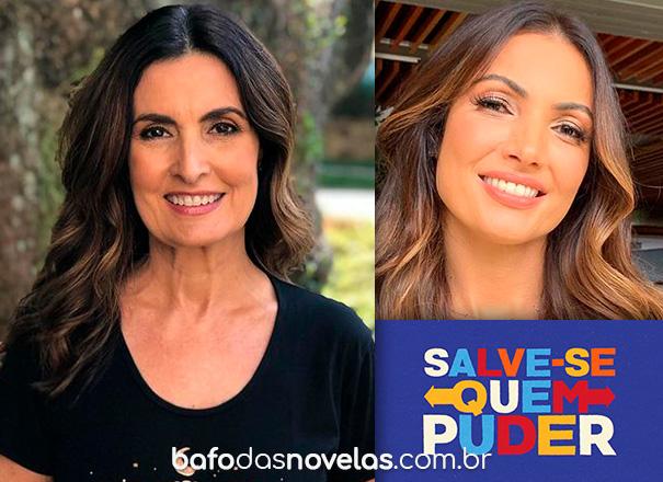 Fátima Bernardes faria participação especial em 'Salve-se Quem Puder' antes de ficar doente