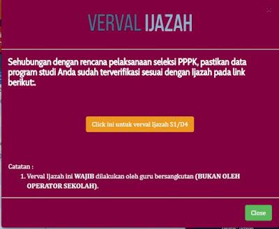 Cara Verval Ijazah untuk Persiapan PPPK