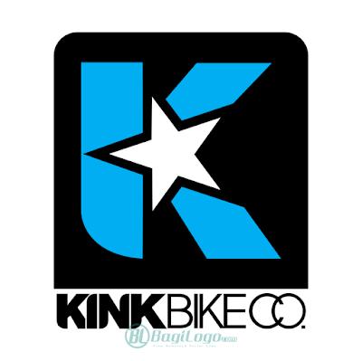 KINK BIKE CO Logo Vector