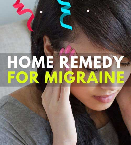 This is why you need this Best Home Remedy for Migraine Treatment