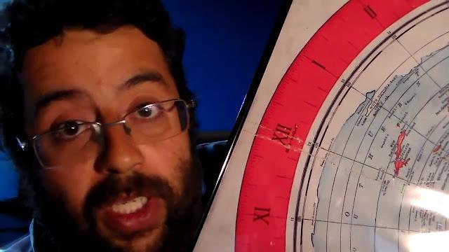 Afonso Emídio de Vasconcelos Lopes; geofísico bem graduado pela USP