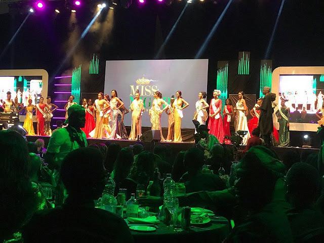 Beauty Etsanyi Tukura has been crowned Miss Nigeria 2019.