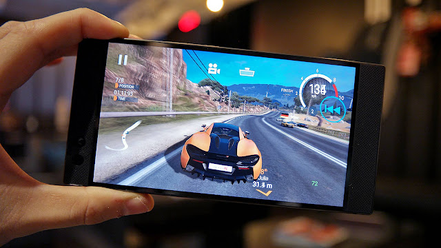 Razer phone best gaming phone