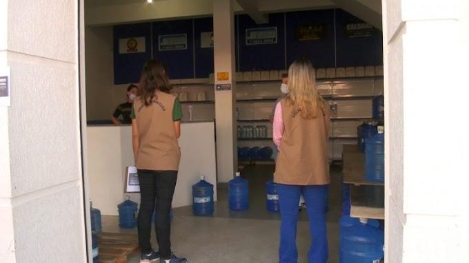 Vigilância Sanitária fiscaliza cumprimento de normas sanitárias em estabelecimentos