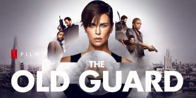 The Old Guard (2020) Hindi Dubbed Full Movies Dual Audio Download