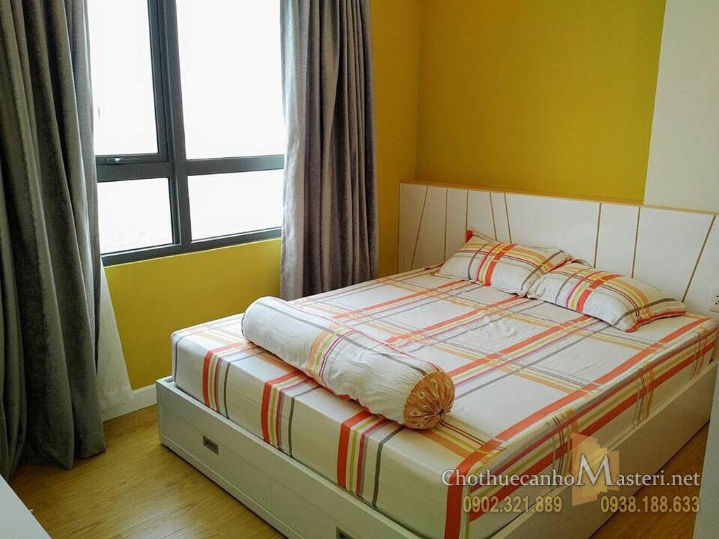 Cho thuê Masteri Thảo Điền T1 block A tầng 27 căn hộ 2PN view đẹp - hình 4