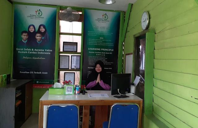Lowongan Kerja Rumah Pelopor Kepedulian (Rumah Cerdas Indonesia) Serang