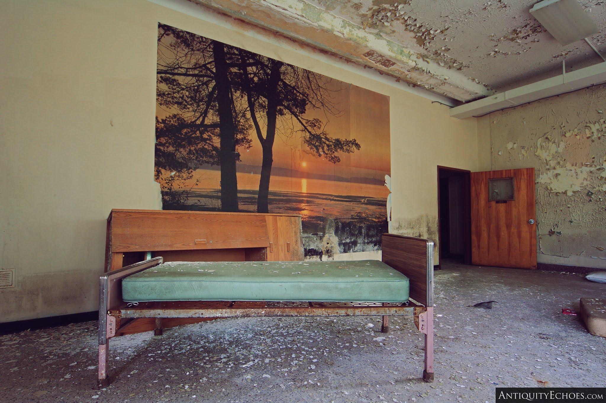 Overbrook Asylum - Idealistic Wall Art
