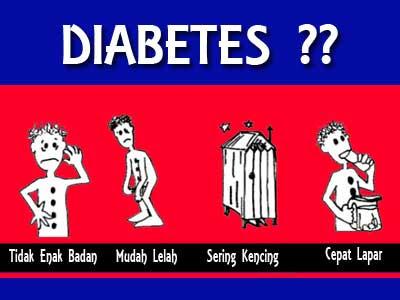 pengertian diabetes, jenis diabetes, gejala penyakit diabetes melitus