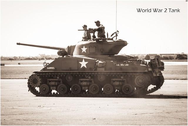 world war 2 tanks, US tanks