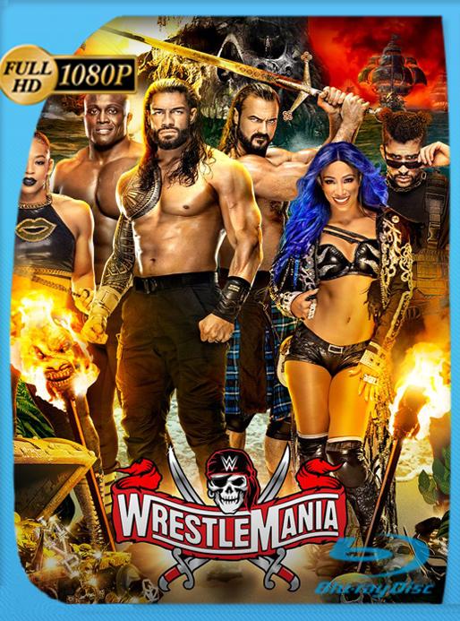 WWE: Wrestlemania 37 Noche 2 (2021) WEB-DL [1080p] Latino [GoogleDrive] Alexander