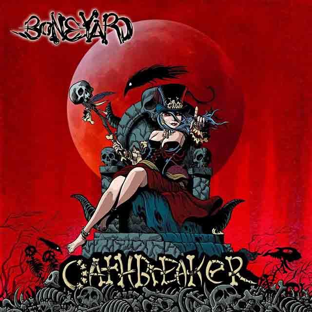 """Ο δίσκος των Boneyard """"Oathbreaker"""""""