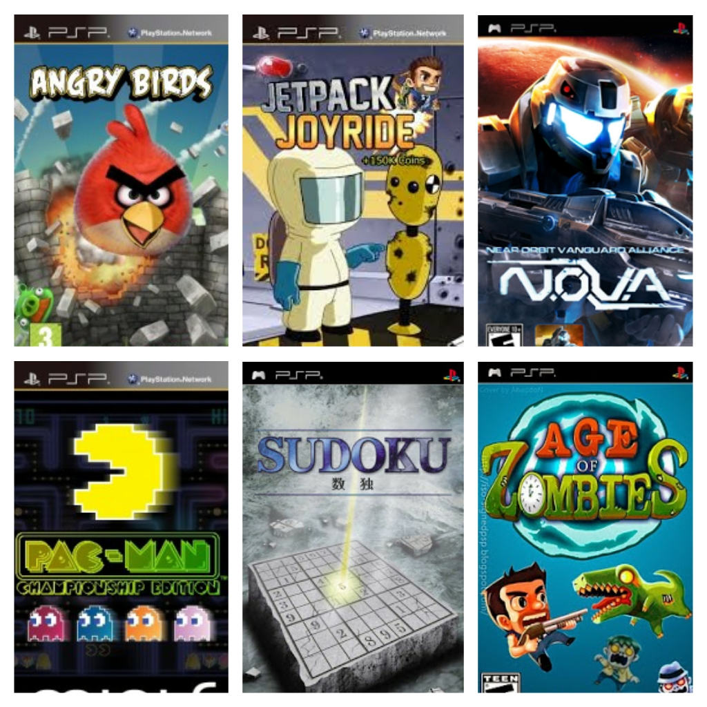 Top 10 Mini Psp Games