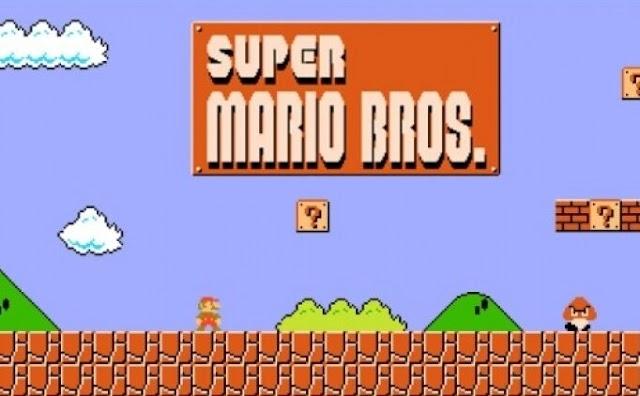 Super Mario Bros Rekor Fiyata Satıldı!