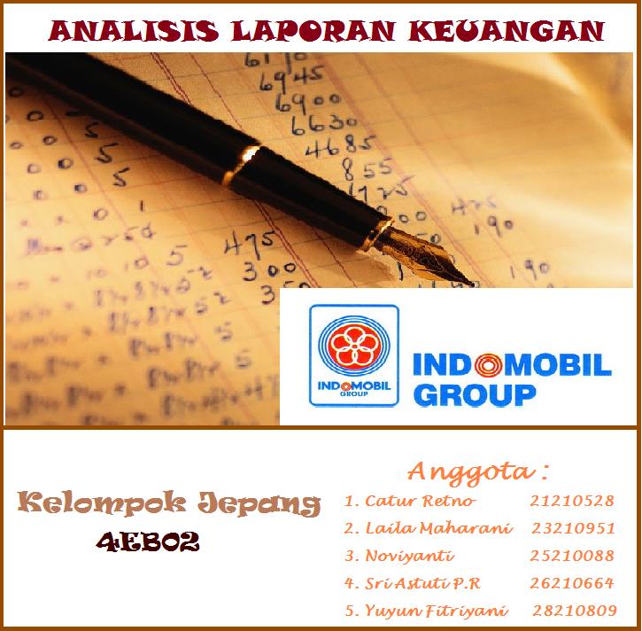 Novi Delusion Makalah Analisis Laporan Keuangan Pt Indomobil