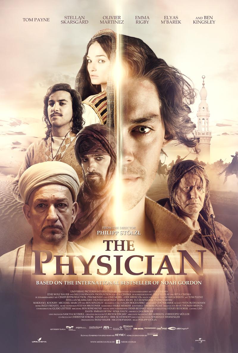 medicus recenzja filmu kingsley