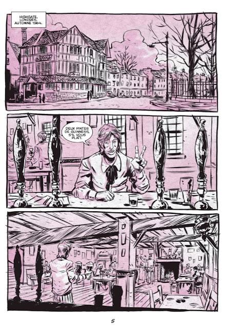 Syd Barrett & les Pink Floyd aux éditions Graph Zeppelin Page 5