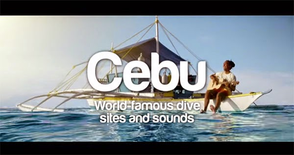 It's More Fun in the Philippines: Cebu TVC