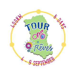 Tour de Rêves charity bike ride Deux-Sèvres French Village Diaries
