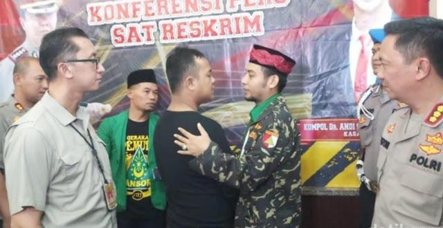 Pelaku Persekusi Cap 'Kafir' ke Banser Sembunyi di Padepokan untuk Tobat