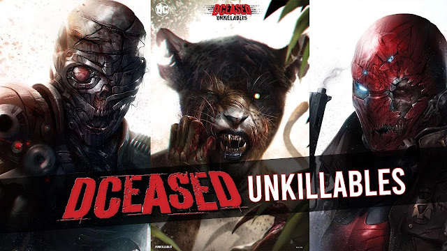DCeased: Unkillables