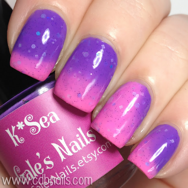 K*Sea Gale Nails-Sweet Dreams